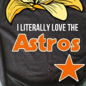 I love the Astros!